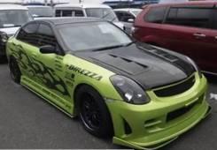 Nissan Skyline. PV35, VQ35