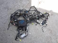 Блок предохранителей, реле под капот. Toyota Vitz, KSP90