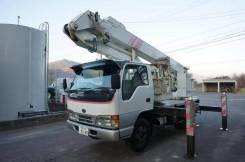 Tadano AT-155CG. Nissan Condor UD 1998г. Tadano AT155CG (15.5 метров), 4 330куб. см., 15м. Под заказ