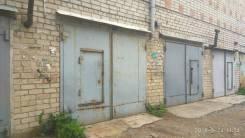 Гаражи капитальные. улица Карбышева 9, р-н БАМ, 18кв.м., электричество, подвал. Вид снаружи