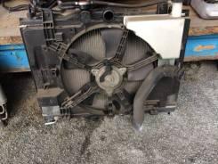 Радиатор охлаждения двигателя. Nissan AD, VY12