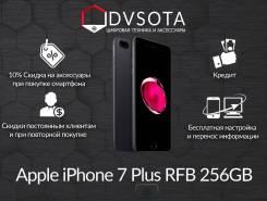 Apple iPhone 7 Plus. Новый, 256 Гб и больше, Черный, 4G LTE, Защищенный