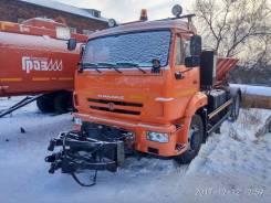 Коммаш КО-829А1. Продам дорожную комбинированную машину КО-829А1, 6 700куб. см.