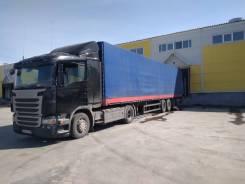 Scania G380. в сцепке., 12 000куб. см., 13 000кг., 4x2