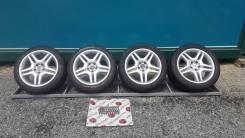 "Комплект колёс R18 на Mercedes benz W220 S55 AMG Compressor. 8.0/9.0x18"" 5x112.00 ET44/44"