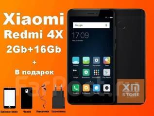 Xiaomi Redmi 4X. Новый, 16 Гб