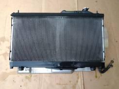 Радиатор охлаждения двигателя. Subaru Legacy, BL5, BL9, BP5, BP9 Subaru Impreza, GJ2, GP2 Subaru Outback, BP9 Двигатели: EJ203, EJ204, EJ20C, EJ253, E...