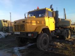 Краз 6446. Продам КРАЗ 6446 седельный тягач с тралом., 14 000куб. см., 25 000кг., 6x6. Под заказ