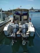 Yamaha LS. 2003 год год, длина 7,50м., двигатель подвесной, 230,00л.с., бензин
