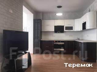 1-комнатная, улица Жигура 12а. Третья рабочая, агентство, 46,0кв.м. Кухня
