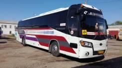 Kia Granbird. Автобус KIA Granbird, 11 000куб. см., 46 мест
