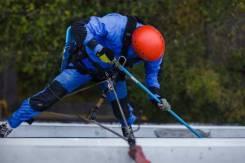 Промышленные альпинисты: моем окна на любой высоте.