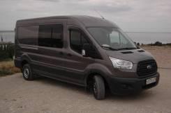 Ford Transit. Продается грузопассажирский микроавтобус (Бизнес купе), 2 200куб. см., 9 мест