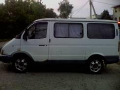 ГАЗ 2217 Баргузин. Микроавтобус соболь, 2 300куб. см., 6 мест