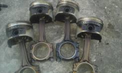 Поршень. Toyota: Corsa, Sprinter, Corolla II, Corolla, Tercel, Cynos, Starlet Двигатели: 2E, 4EFE, 2ELU, 2C, 2EE, 2EL, 2ELC, 1E, 1EL, 2EELU, 2ELJ, 2ET...