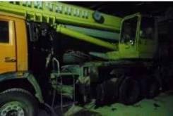 Галичанин КС-55713-1В. Автокран, 25 000кг.