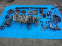 МКПП. Subaru: Impreza WRX, Forester, Legacy, Outback, Impreza WRX STI, Impreza, Legacy B4 Двигатели: EJ20, EJ205, EJ255, EJ201, EJ202, EJ203, EJ204, E...