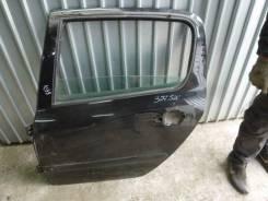 Дверь задняя левая Peugeot 307