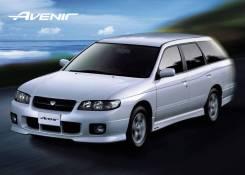 Стекло лобовое. Nissan Expert Nissan Avenir, PW11