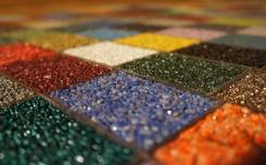 Наливное напольное покрытия – каменный ковер. Минимальные цены