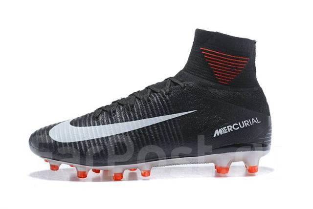 4aa00b35 Футбольные бутсы Nike Mercurial Superfly V CR7 AG - Обувь во ...