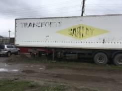 Camekosru20122, 1985. Продам грузовой полуприцеп 12.5 метра. Термос, 13 600кг.