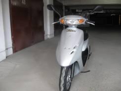 Honda Dio AF34. 49куб. см., исправен, птс, без пробега