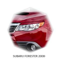 Накладка на фару. Subaru Forester, FA20F, SF5, SF6, SF9, SG5, SG6, SG69, SG9, SG9L, SH, SH5, SH9, SH9L, SHJ, SHM, SJ5, SJ9, SJD, SJG Двигатели: EE20Z...