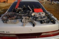 Двигатель в сборе. Toyota: Mark II Wagon Blit, Crown Majesta, Crown, Verossa, Soarer, Mark II, Cresta, Supra, Chaser Двигатель 1JZGTE