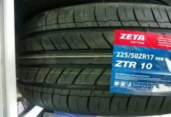 Zeta ZTR10. Летние, без износа, 2 шт