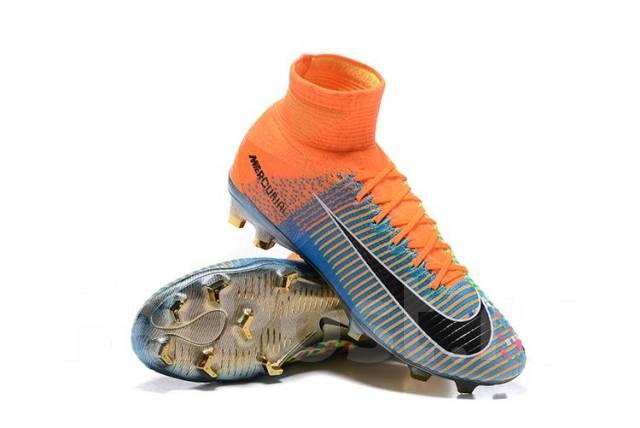 0f0d778a8213 Футбольные бутсы Nike Mercurial X EA Sports FG - Обувь во Владивостоке