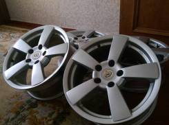 Kosei Grand Infest D5. 7.0x16, 5x112.00, ET35, ЦО 66,6 мм. Под заказ