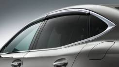 Ветровик на дверь. Lexus LS500 Lexus LS350, GVF50 Двигатель 8GRFKS. Под заказ
