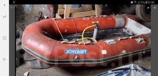 Joycraft. Год: 2000 год, длина 3,50м., двигатель без двигателя, 9,90л.с., бензин