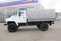 ГАЗ-33088. ГАЗон Бизнес Садко, 4 400куб. см., 3 500кг.