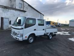 Toyota ToyoAce. Toyota Toyoace 4WD, двухкабинник 2013год, 3 000куб. см., 1 500кг.
