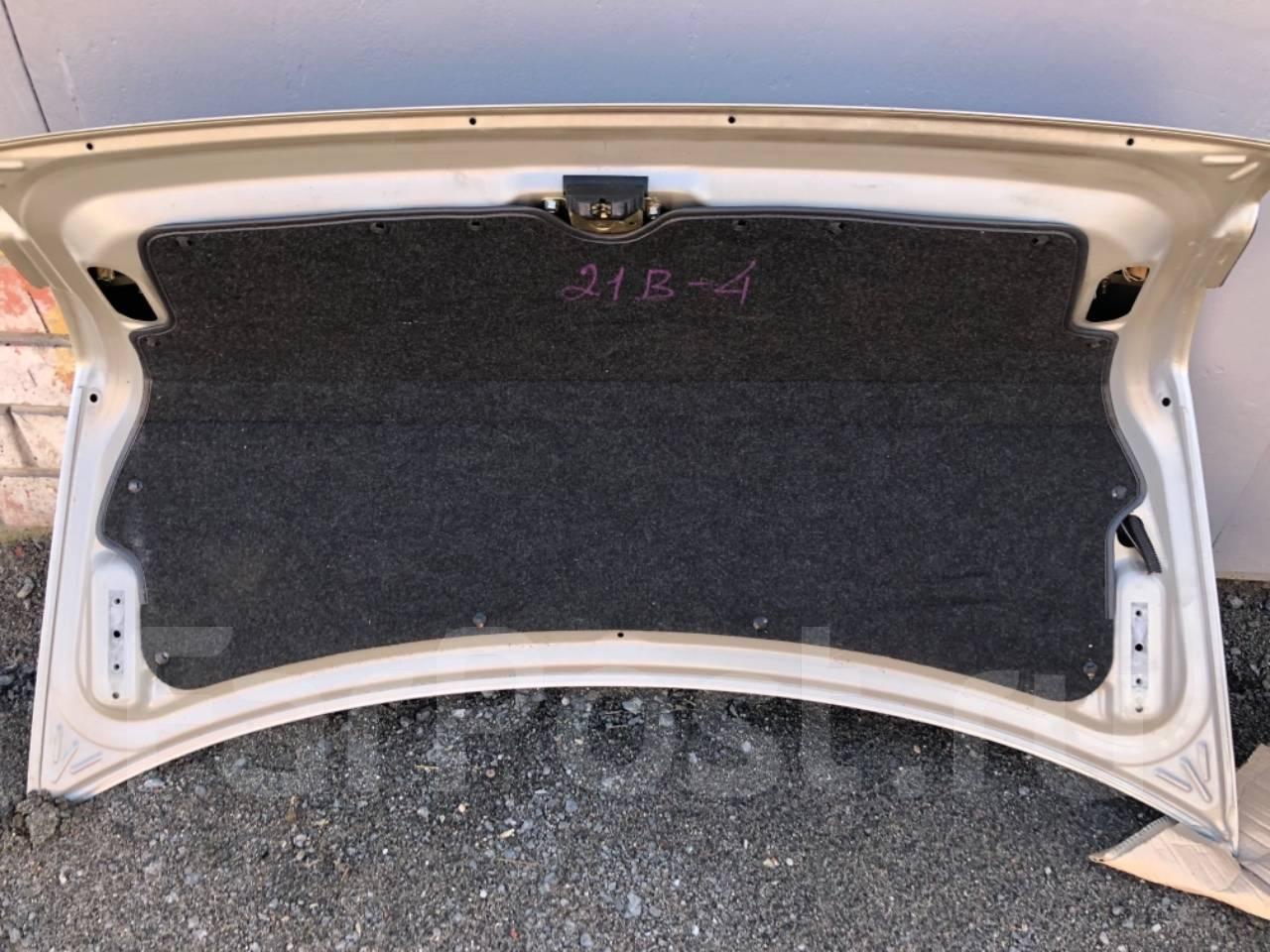 момент фото багажника внутри тойота корона премио помощью любая