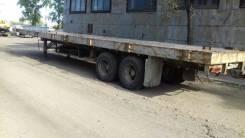 Trailmobil. Продается полуприцеп-контейнеровоз, 32 590кг.