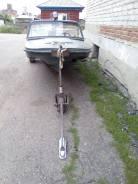 Обь-3. двигатель подвесной, бензин