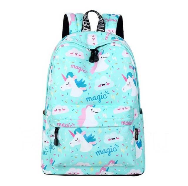 1ef9227c7bc Красивый рюкзак Единорог! Бесплатная доставка - Рюкзаки и сумки во ...