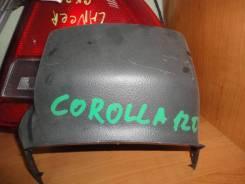 Панель рулевой колонки. Toyota Corolla, NZE121