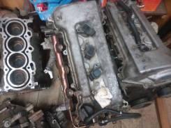 Двигатель в сборе. Toyota Corolla Двигатель 1ZZFE