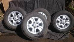 Продам комплект колес. 8.0x17 5x150.00 ET60 ЦО 110,0мм.