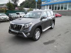 Toyota Land Cruiser Prado. Продам ПТС Toyota Land Cruiser prado