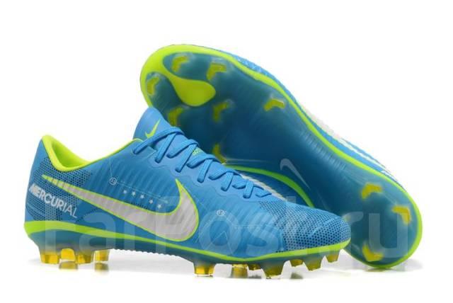 huge discount 4150c 362c8 Футбольные бутсы Nike Mercurial Vapor Flyknit Ultra FG ...