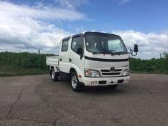 Toyota ToyoAce. Продам грузовик двухкабинник Toyota Toyoace 4WD, 3 000куб. см., 1 500кг.