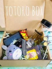 Подарочный Тоторо Бокс! Необычный подарок! Доставка бесплатно