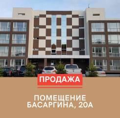 Продается нежилое Помещение во Владивостоке. Улица Басаргина 20а, р-н Патрокл, 122кв.м.