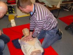 «Оказание первой помощи»-обучение инструкторов