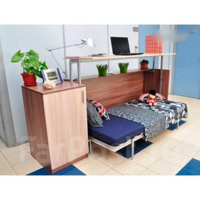 шкаф кровать стол трансформер мебель во владивостоке